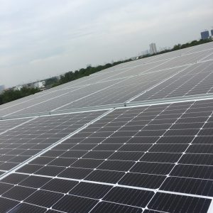 Hệ 15.300 kWp – 3 pha