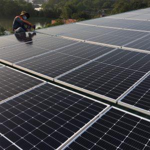 Hệ 5.400 kWp – 1 pha