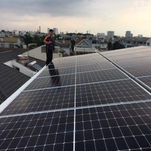 Hệ 8.100 kWp – 1 pha