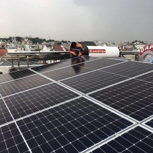 Hệ 10.350 kWp – 3 pha