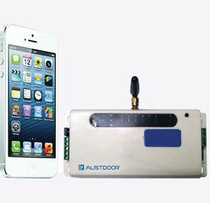 1. Điều khiển cửa cuốn với SmartPhone